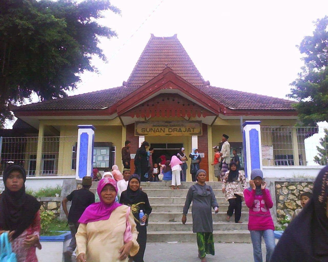 Museum Sunan Drajat Paciran Lamongan Wisata Religi Mas Laros Kab