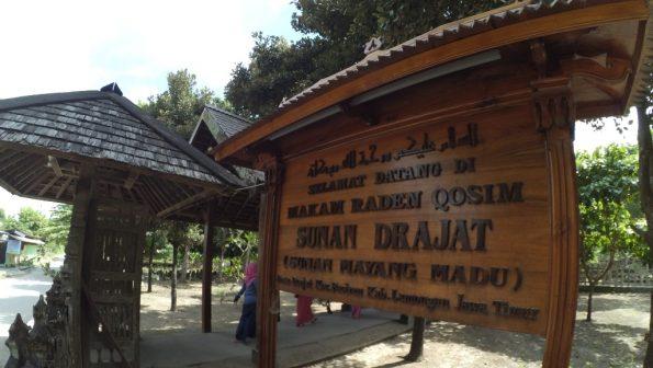 Ngademin Pikiran Yuk Ziarah Sunan Drajat Kang Rudi Museum Kab