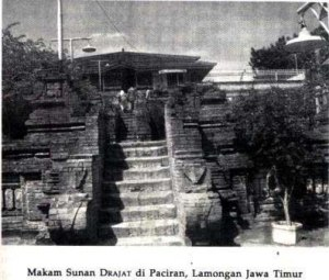 Riwayat Ajaran Sunan Drajat Kisah Wali Makam Museum Kab Lamongan