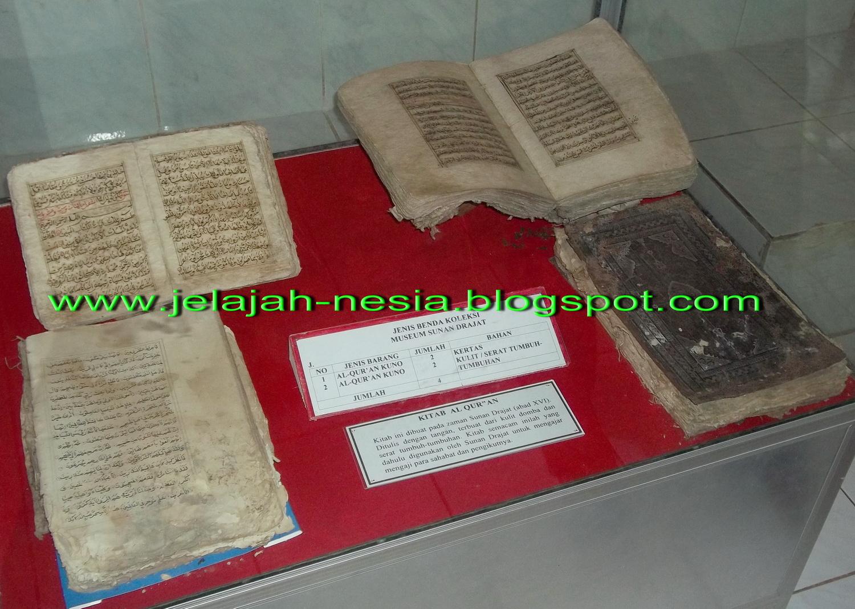 Www Jelajah Nesia Blogspot Menyimak Jejak Sunan Drajat Museum Kitab