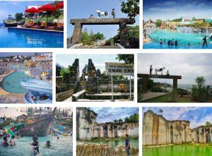 19 Rekomendasi Tempat Wisata Kota Lamongan Hits Ngowos Tugu Mayangkara