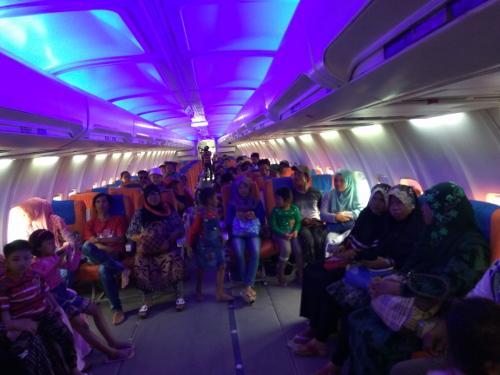 Pariwisata Tugu Mantup Lamongan Jawa Timur Yuk Naik Pesawat Tempat