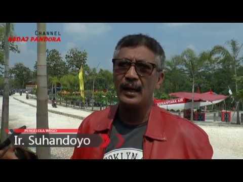 Wawancara Pemilik Wisata Edukasi Gondang Outbond Wego Youtube Kab Lamongan