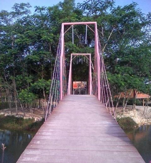 Wego Lamongan Wisata Edukasi Terbaru Terindah Gondang Outbond Kab