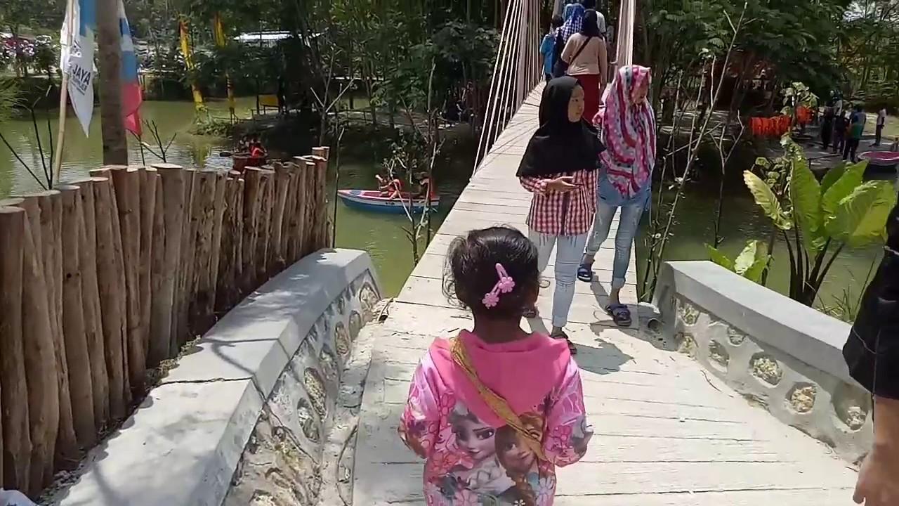 Wego Wisata Edukasi Gondang Outbond Lamongan 2017 Youtube Kab