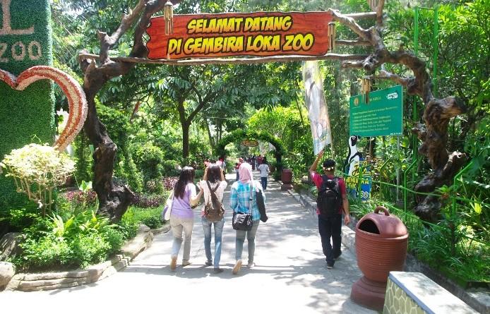 Wisata Edukasi Archives Reresepan Kebun Binatang Gembira Loka Yogyakarta Mainstream