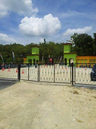 Wisata Edukasi Gondang Outbound Lamongan Indonesia Review Outbond Kab