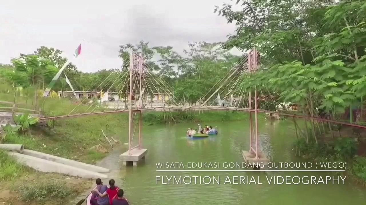 Wisata Edukasi Gondang Outbound Wego Lamongan Youtube Outbond Kab