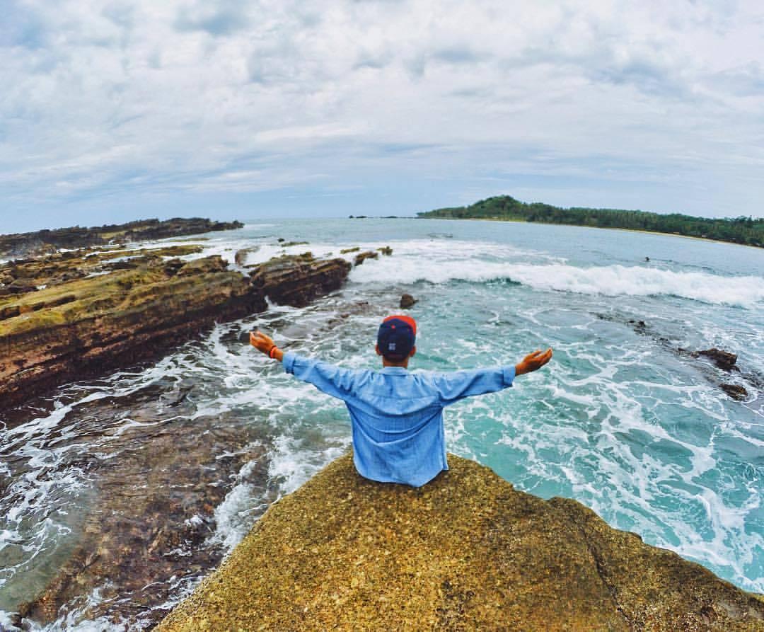 Kabupaten Lebak Banten Explore Instagram Photos Liburan Pantai Kuy Photo