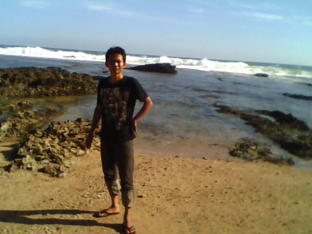 Kelana Kalbu Info Wisata Kabupaten Lebak Pantai Karang Taraje Kab