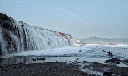 Pantai Karang Taraje 2 Jpg Kab Lebak