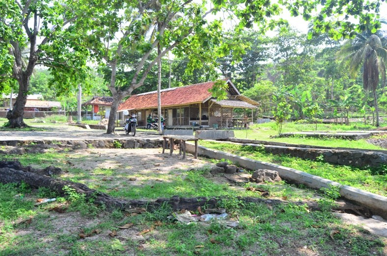 Pantai Karang Taraje Bayah Lebak Banten Proleevo Kab