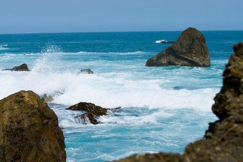 Pantai Karang Taraje Gali Nusantara Hasil Gambar Lebak Banten Kab