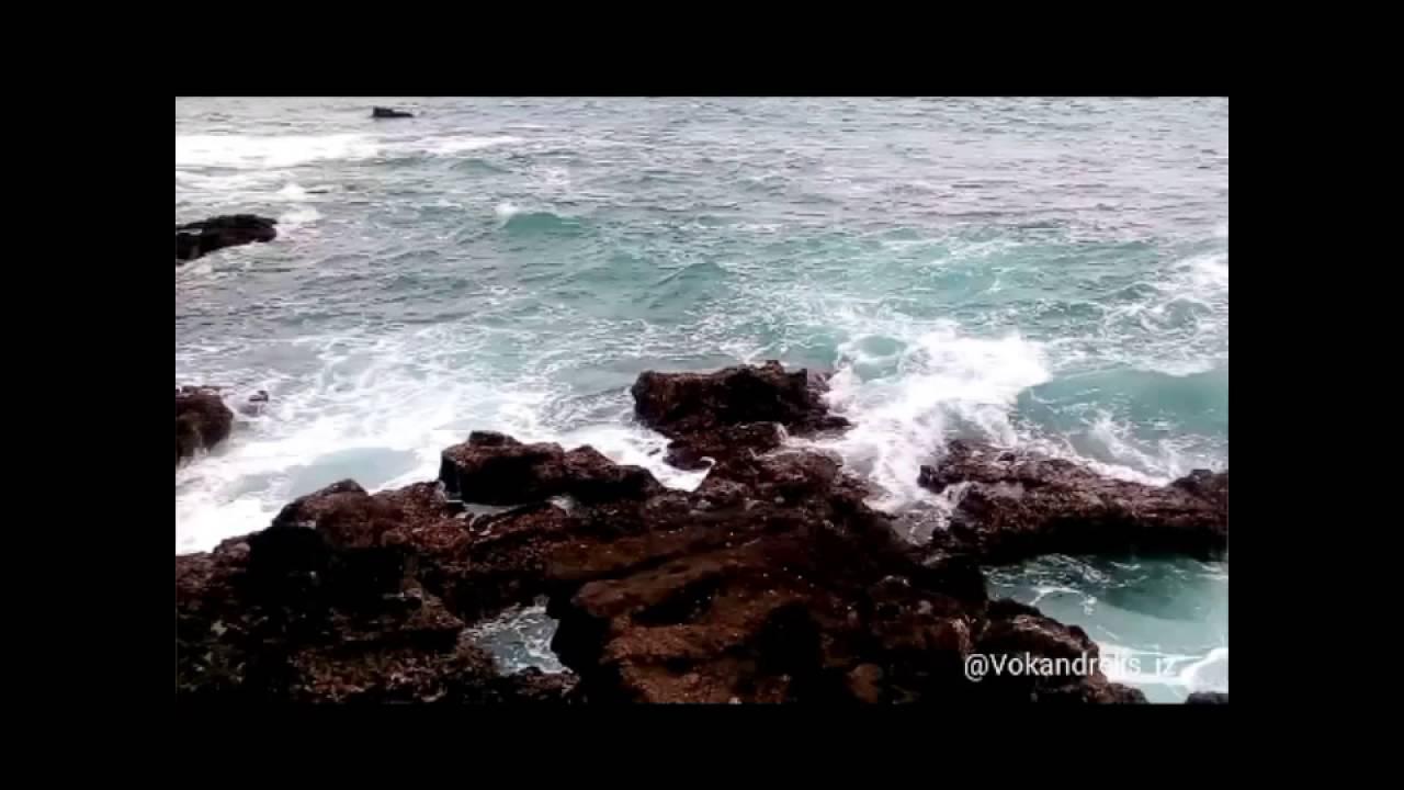 Pantai Karang Taraje Sawarna Lebak Banten Youtube Kab