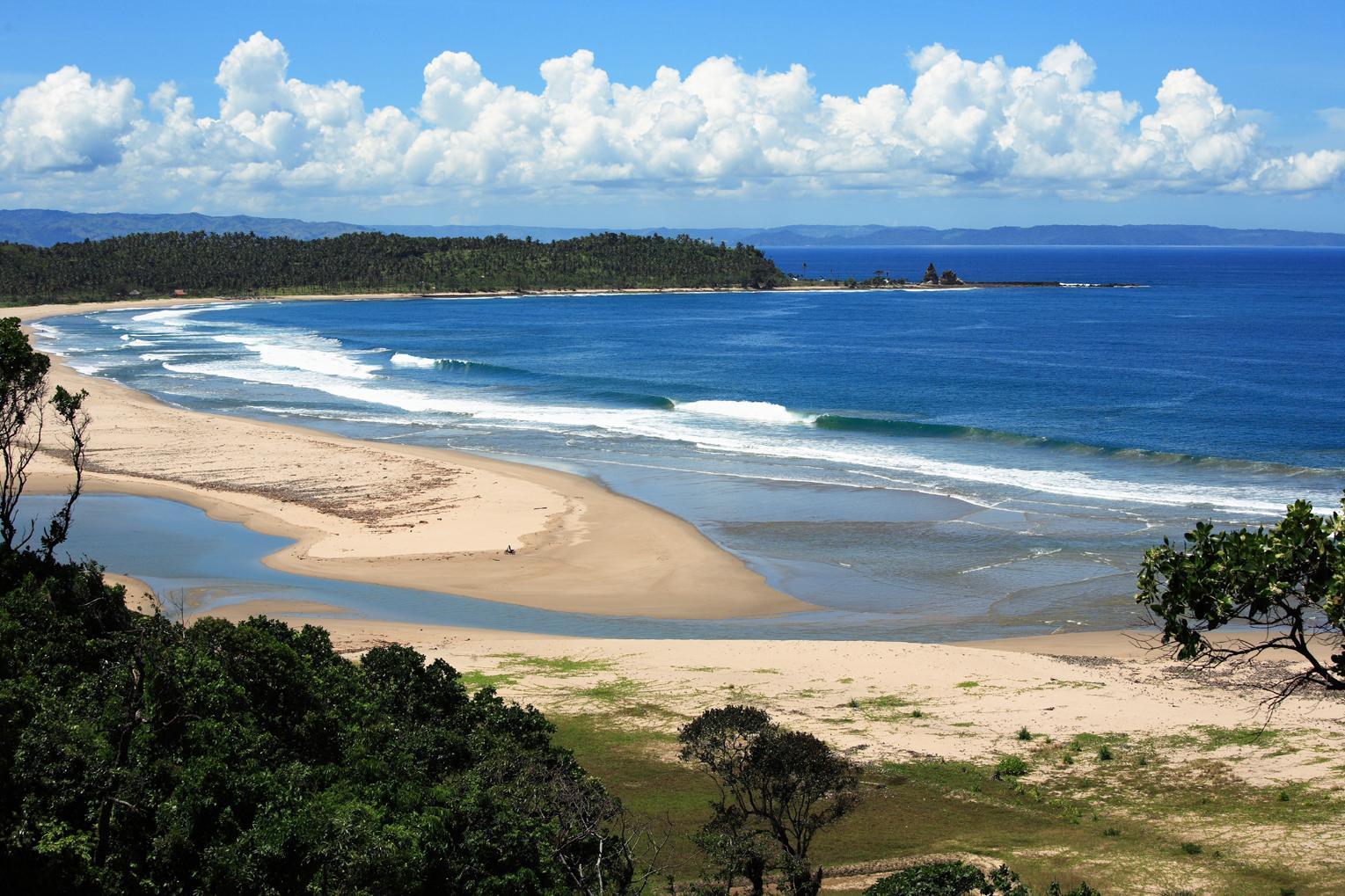 Pariwisata Kabupaten Lebak Blogger Lindawati Blog Ciantir Beach Sawarna Pantai