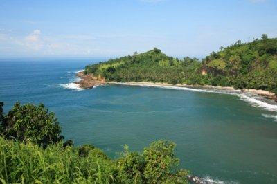 Pariwisata Kabupaten Lebak Selatan Cilangkahan Blog Shie Iam Teluk Cilogran