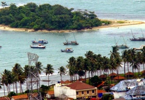 10 Pantai Terindah Banten Indah Banget Wisata 2018 Mabak Karangsongsong