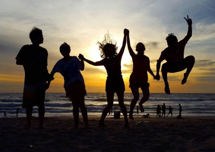 15 Tempat Wisata Lebak Banten Hits Dikunjungi Pantai Ciantir Karangsongsong