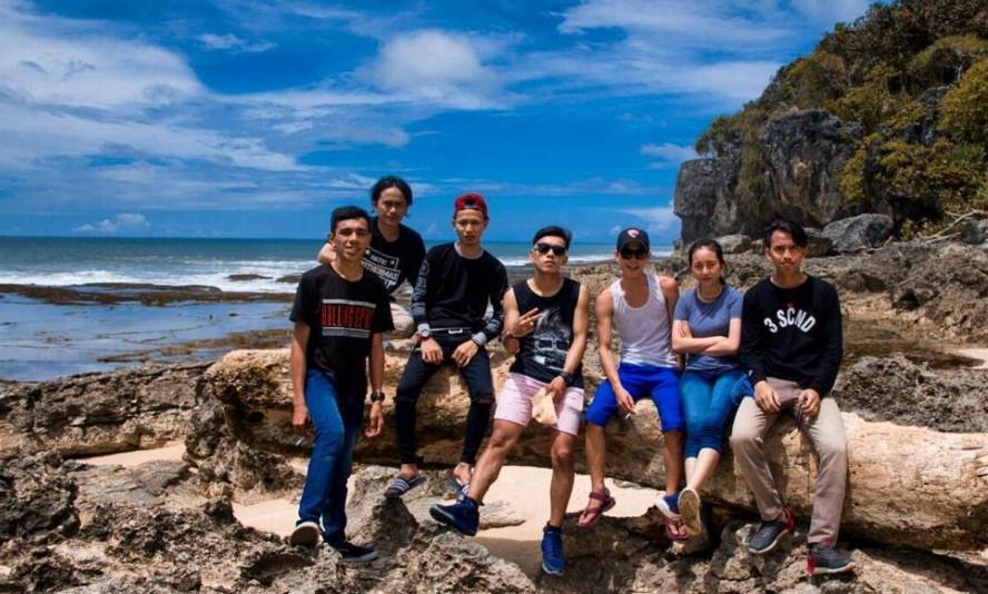 15 Tempat Wisata Lebak Banten Hits Dikunjungi Pantai Karang Bokor