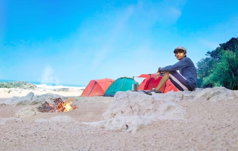 15 Tempat Wisata Lebak Banten Hits Dikunjungi Pantai Pasir Putih