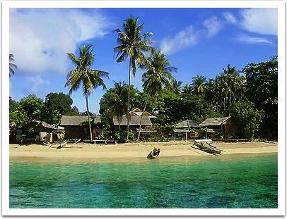 4 Pantai Asyik Banten Anyer Nusa Tour Detiktravel Community Jadi