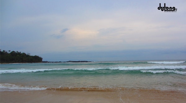 4 Pantai Asyik Banten Anyer Sawarna Karangsongsong Kab Lebak