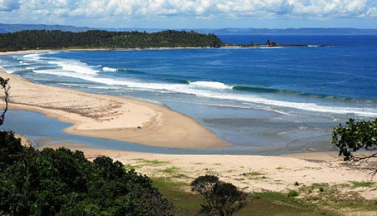Mengintip Pesona Wisata Pantai Banten Pena Merdeka Selatan Karangsongsong Kab