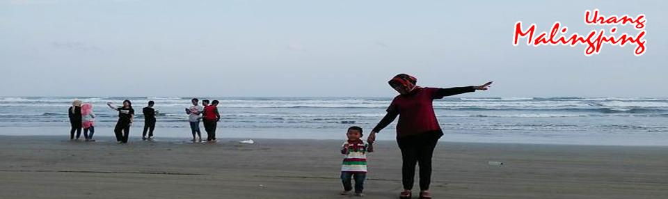 Pariwisata Malingping Lebak Banten Wisata Pantai Bagedur Karangsongsong Kab