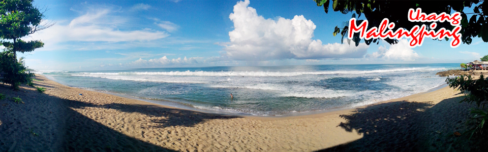 Pariwisata Malingping Lebak Banten Wisata Pantai Pasir Putih Pasput Cihara