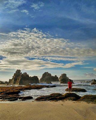 Visit Banten Instagram Tagged Deskgram Bukan Gigi Hiu Inframe Pantai