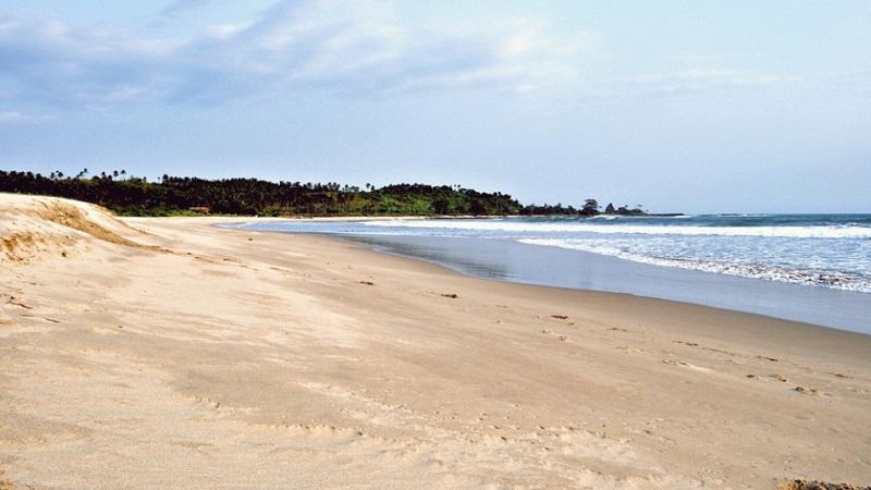 Wisata Pantai Ciantir Banten Karangsongsong Kab Lebak