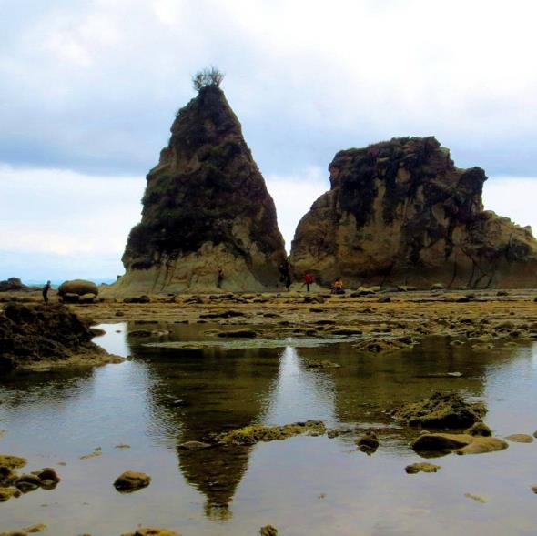 Yuk Kunjungi 8 Pantai Banten Menawan Cihara Lebak Karangsongsong Kab