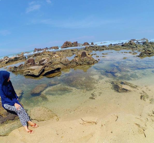 Yuk Kunjungi 8 Pantai Banten Menawan Karang Song Karangsongsong Kab