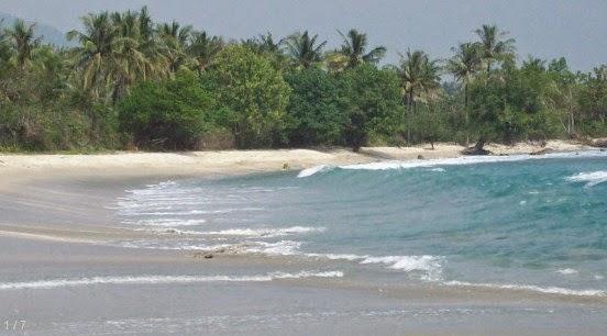 Yulia Pandu Putri 19 Wisata Pantai Terindah Banten Terbaru Pertama