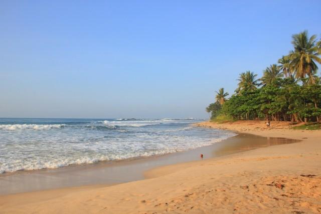 10 Foto Pantai Sawarna Beach Banten Lokasi Tiket Masuk Rute