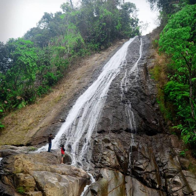 21 Tempat Wisata Banten Wajib Kamu Kunjungi Curug Cihear Desa