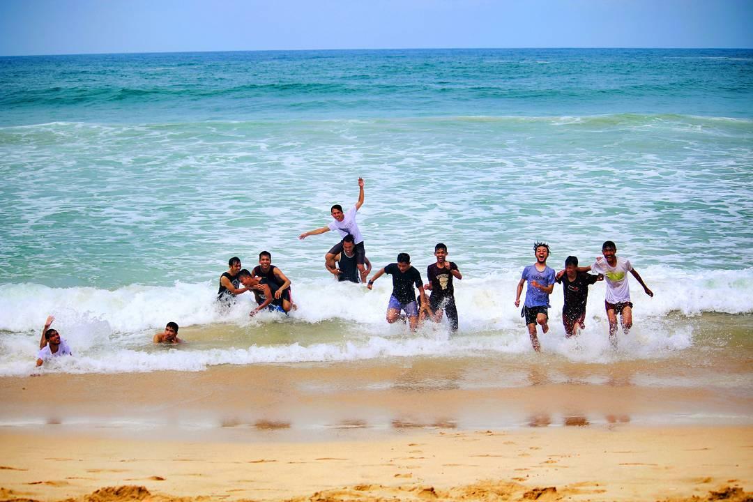 Alamat Rute Harga Tiket Masuk Pantai Sawarna Banten Kab Lebak