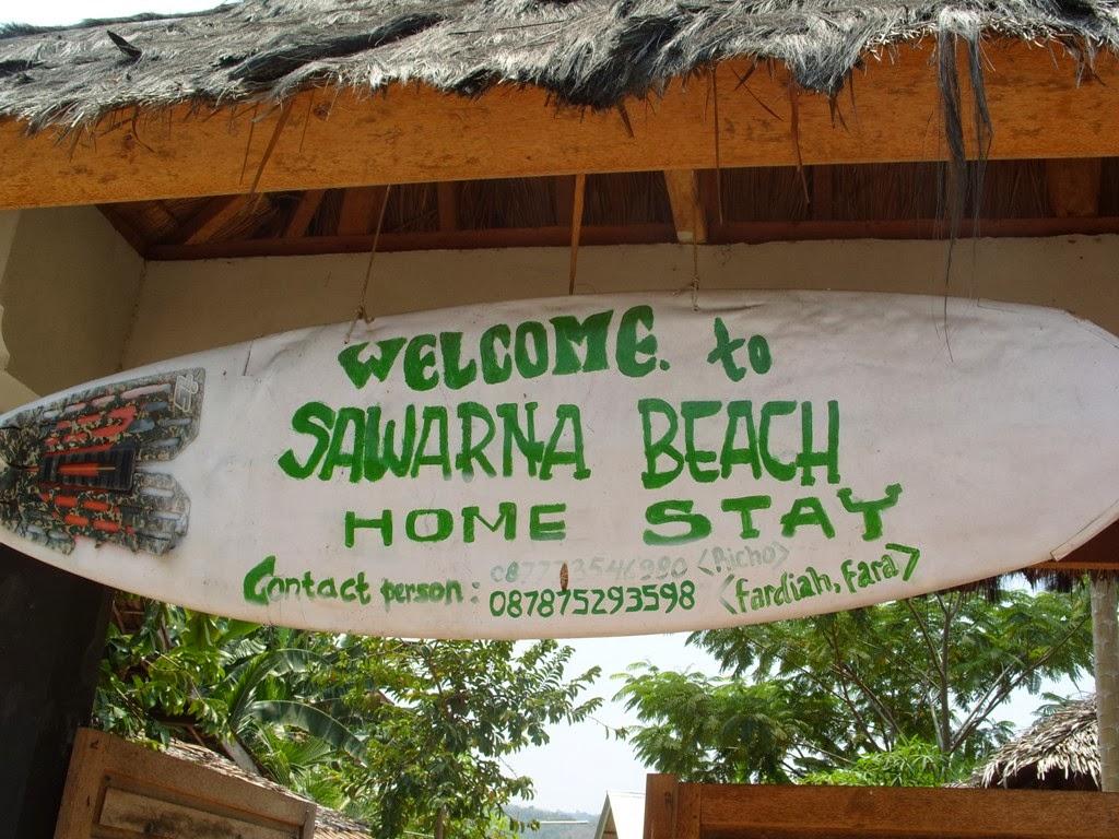 Daftar Lengkap Penginapan Murah Sekitar Pantai Sawarna Kab Lebak