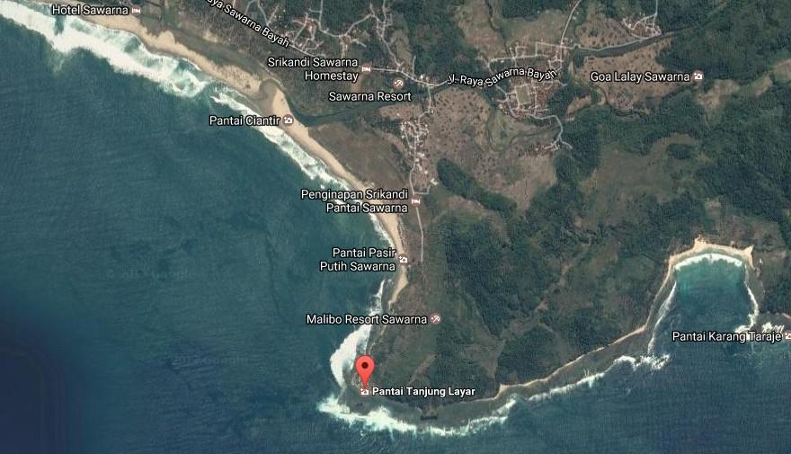 Destinasti Keindahan Wisata Pantai Tanjung Layar Sawarna Lebak Demikianlah Sedikit