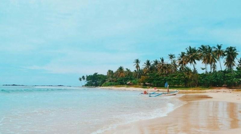 Pantai Legon Pari Sawarna Kabupaten Lebak Banten Archives Jejak Alam