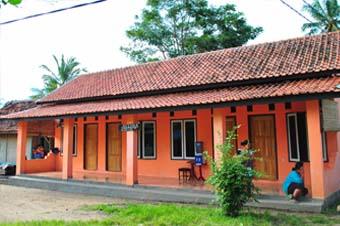 Pantai Sawarna Banten Jawa Barat Tempatwisataunik Penginapan Aditya Homestay Kab