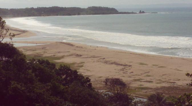 Pantai Sawarna Hingga Ujung Kulon Berbahaya Didekati Kabupaten Lebak Banten