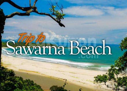 Pantai Sawarna Resort Kab Lebak