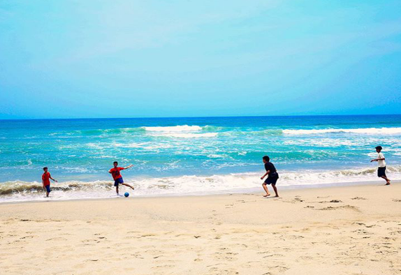 Pantai Sawarna Surga Tersembunyi Banten Galeri Wisata Kegiatan Menarik Kab