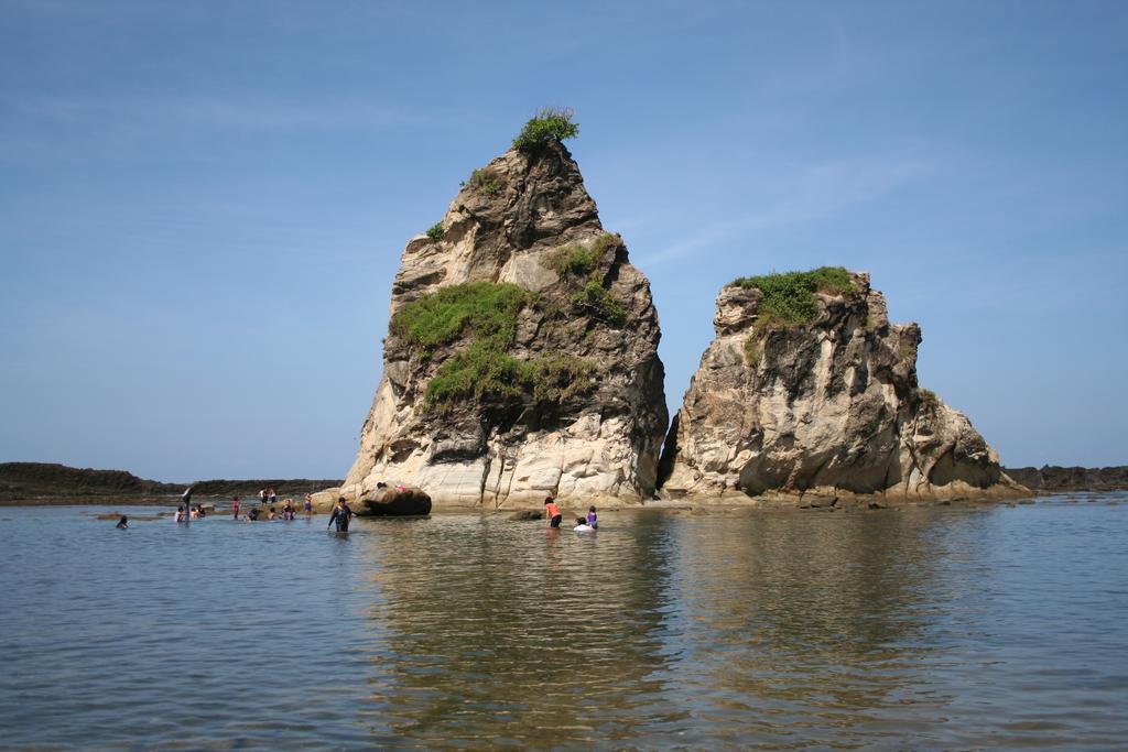 Penginapan Srikandi Pantai Sawarna Harga 2018 Terbaru Galeri Akomodasi Kab
