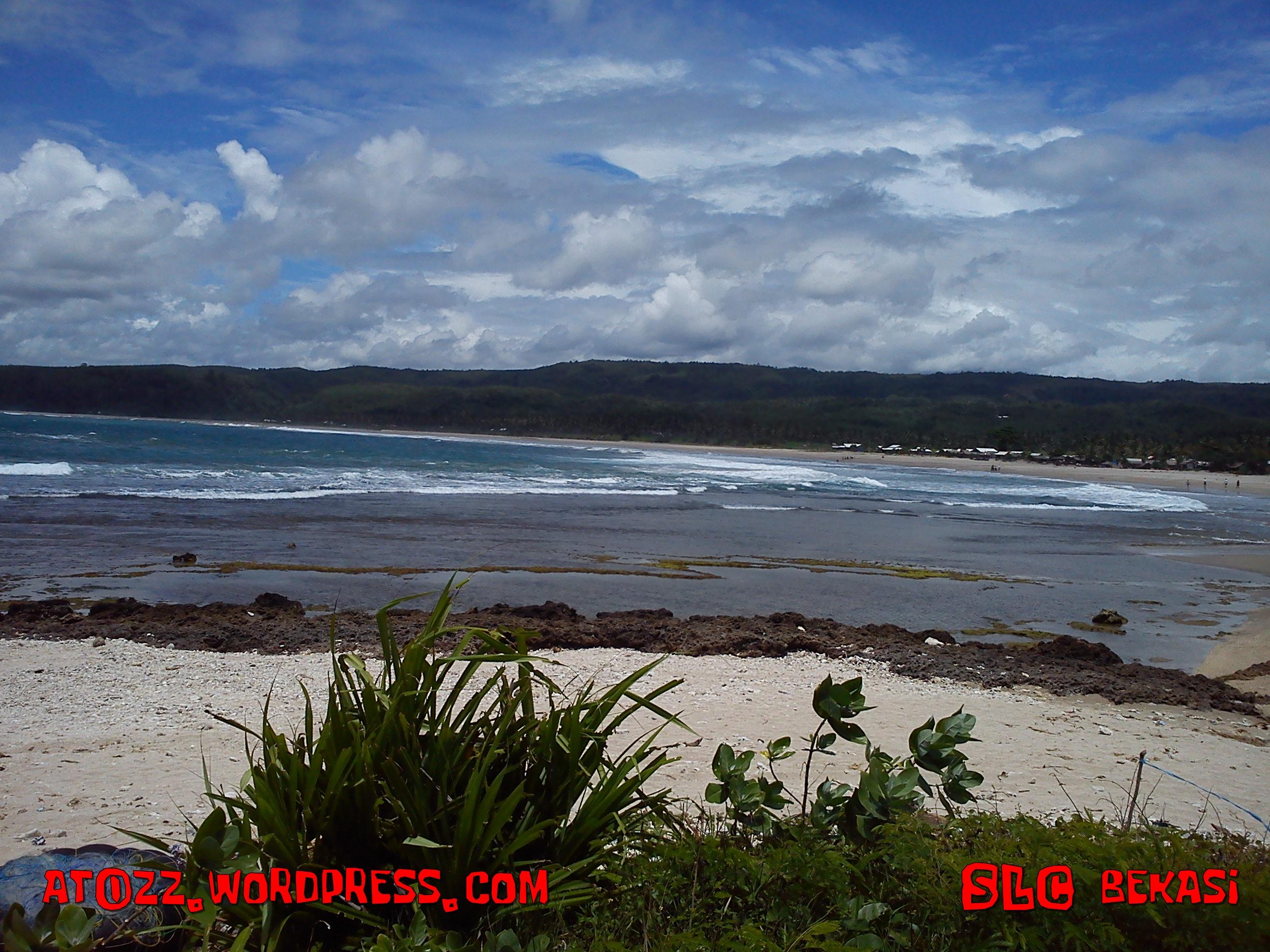 Sawarna Pantai Perawan Menawan At0zz 14 Kab Lebak