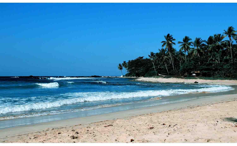 Wisata Alam Pantai Sawarna Reginairaniaa Kab Lebak