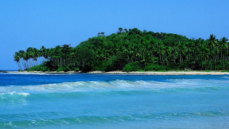 Wisata Pantai Sawarna Banten Kab Lebak