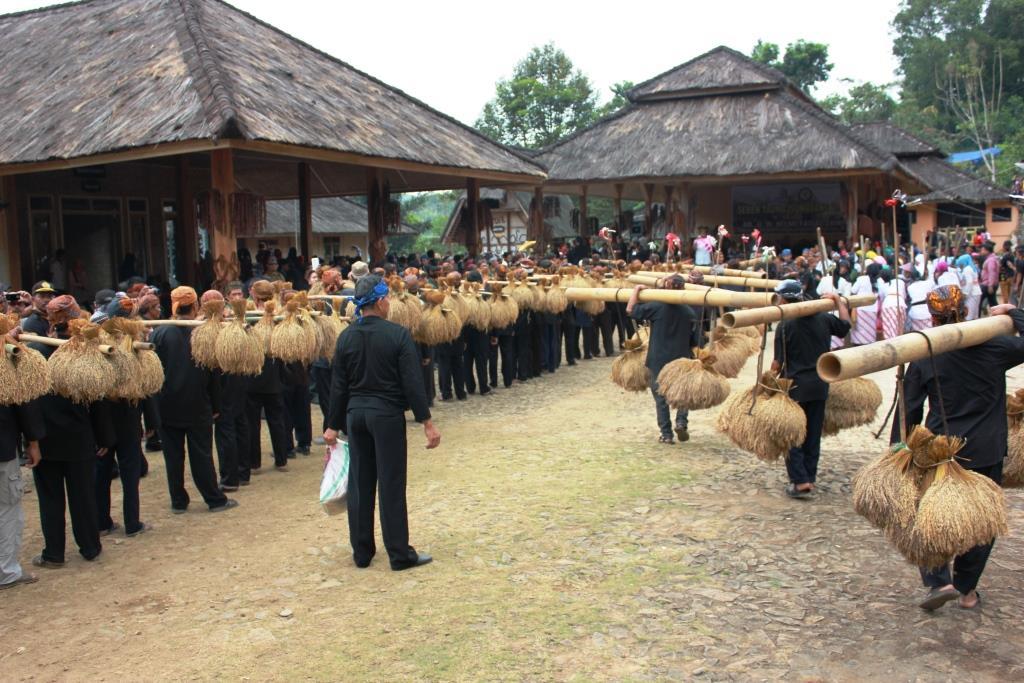 3 Masyarakat Adat Banten Termasuk Baduy Merahputih 0 Perkampungan Tradisional