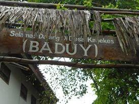 Ai Riana Ks Komunitas Adat Terpencil Baduy Kampung Ciboleger Desa
